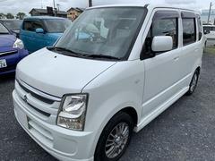 スズキ ワゴンR の中古車 660 FX-S リミテッド 岩手県一関市 11.0万円