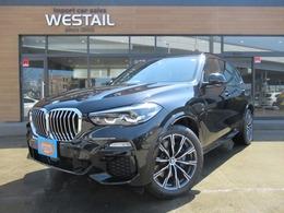 BMW X5 xドライブ 35d Mスポーツ 4WD 新型マイルドHV 1オーナー プラスPKG
