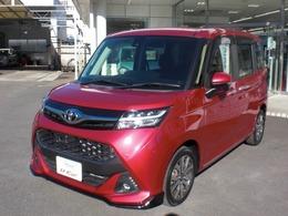 トヨタ タンク 1.0 カスタム G-T /T-conncetナビ/両側電動スライドドア