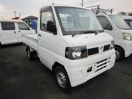 日産 クリッパートラック 660 DXエアコン付