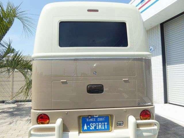 軽キャンピングカーも取り扱っております。アウトドア好きな方、是非弊社HPをご覧下さい。軽自動車でもキャンピングカーになるんです。http://www.autospirit.co.jp/