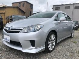 トヨタ SAI 2.4 S ワンオ-ナ-禁煙フルセグナビ地デジ保証1年