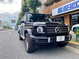 メルセデス・ベンツ Gクラス G550 AMGライン 4WD
