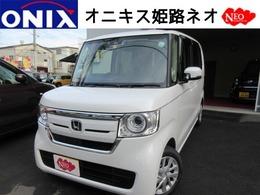 ホンダ N-BOX 660L 新車 ナビTVバックカメラETCマットバイザー