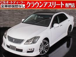 トヨタ クラウンアスリート 2.5 HDDマルチ/地デジ/新品20AW/フルエアロ