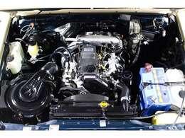 エンジンルーム高圧洗浄済み!!平成25年3月19日107094km時タイミングベルト交換済☆