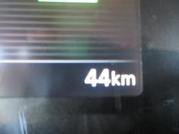 走行44Km
