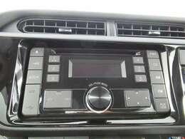 純正CD付き。好きな音楽を聴きながら楽しいドライブを…