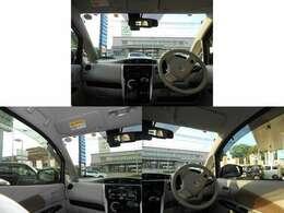視界が広く前方が見やすいので運転もしやすいです!!交差点等での右折時・左折時に歩行者も見落としにくいです!!おクルマの運転にあまり慣れてない方にもオススメです☆ 是非一度、運転席に座ってみてください!