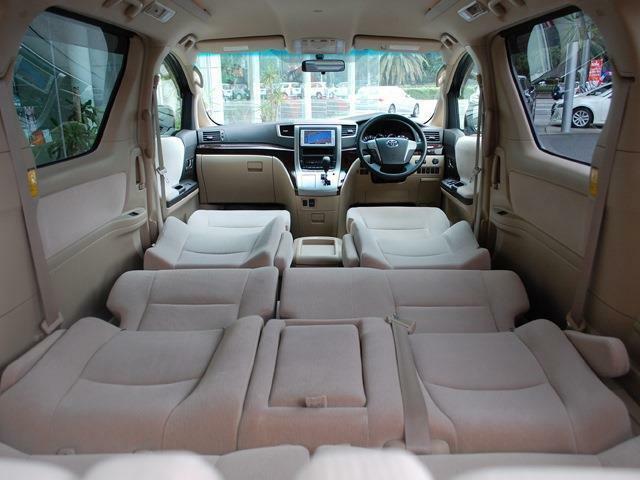 お買得車ヴェルファイアまたまた入荷しました・純正ナビ&TV・バックモニタ・コーナーセンサー・詳細はHPをご覧下さい!