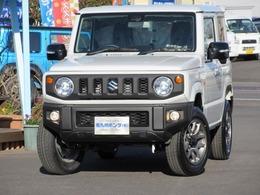 スズキ ジムニー 660 XG 4WD 5速マニュアル車 パートタイム4WD