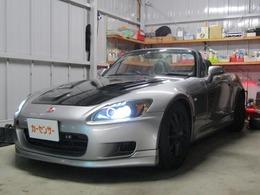 ホンダ S2000 2.0 車高調 6速ミッション 社外AW/マフラーetc