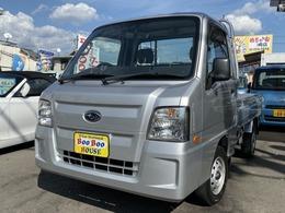 スバル サンバートラック 660 TB クリーン 三方開 4WD 5速  全国保証付