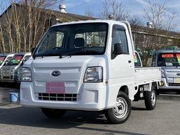 スバル サンバートラック 660 TB 三方開 4WD スバル生産最終型 5速マニュアル車