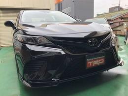 米国トヨタ カムリ TOYOTA CAMRY TRD 龍自動車販売正規物新車TOYOTA CAMRY TRD