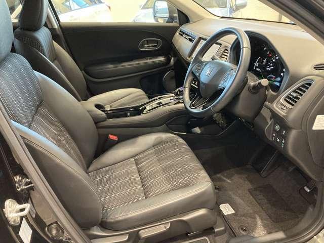 運転席・助手席にはシートヒーターを装備しておりますので、快適にお使いいただけます!