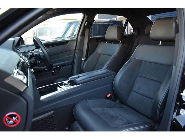 運転席も助手席もシート生地は気持ち良く座り心地バッチリです☆