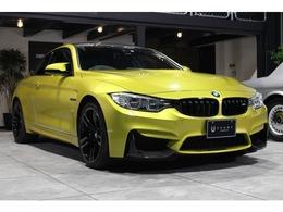 BMW M4クーペ M DCT ドライブロジック Mパフォーマンスカーボンパーツ