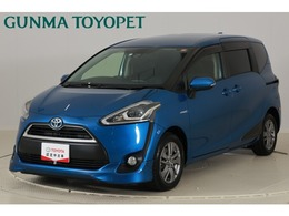 トヨタ シエンタ ハイブリッド 1.5 G ETC LEDライト セーフティーセンス