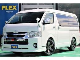 トヨタ ハイエース 2.7 GL ロング ミドルルーフ 4WD FLEXORIGINALVer1.5ベットキット内装