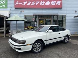 トヨタ セリカ 2.0GT-FOUR 4WD ハーフレザー Rスポ 純正14AW フルノーマル