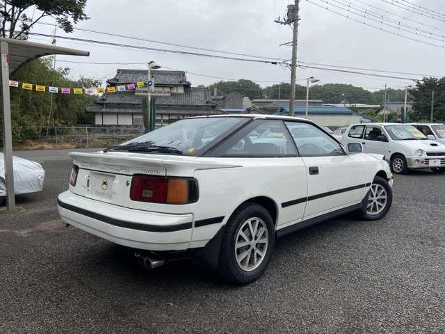 セリカ初のフルタイム4WDスポーツ!GT-FOUR!