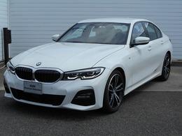 BMW 3シリーズ 320d xドライブ Mスポーツ ディーゼルターボ 4WD 19AW黒革デビューPコンフォートPデモ認定車