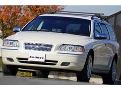ボルボ V70 の中古車 ホワイトパールエディション 神奈川県横浜市港北区 33.8万円