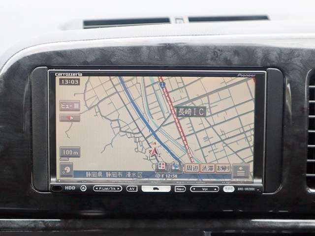 【HDDナビ】こちらのお車はHDDナビを装備しております。