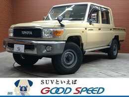 トヨタ ランドクルーザー70ピックアップ 4.0 4WD イクリプスSDナビTV Bカメラ デフロック