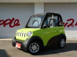 輸入車その他 EV 電気自動車 e-apple 20年モデル 左ハンドル