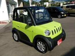 最大積載量は30KG!全長2245mm全幅1290mm全高1570mm軽自動車より1M小さくてコンパクトです!