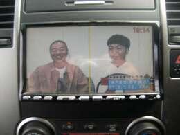 純正HDDナビ(DVD映像再生可能) フルセグTV CD