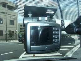 安心のドライブレコーダー付!!