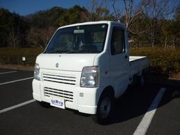 スズキ キャリイ 660 KCエアコン・パワステ 3方開 ワンオーナー車