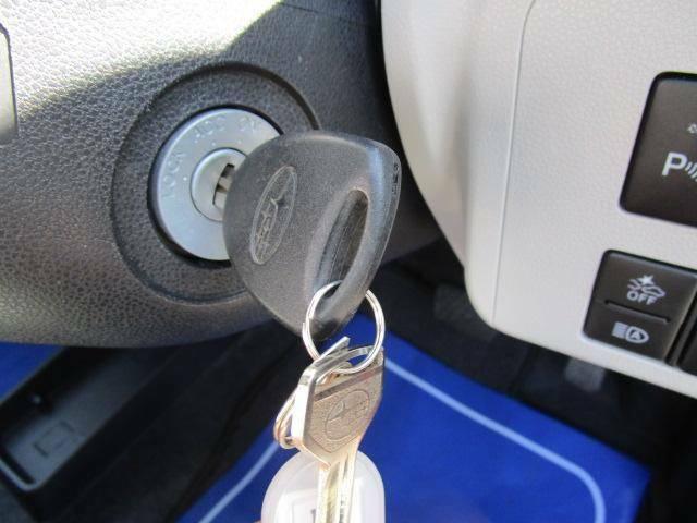 キーレスアクセスキーで鍵の開け閉め楽々♪