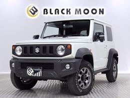 スズキ ジムニーシエラ 1.5 JC 4WD ナビ 純正パール白 レーダーブレーキ