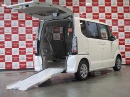 ホンダ N-BOX+ 660 G Lパッケージ 車いす仕様車 社外ナビETCスマートキースロープ車
