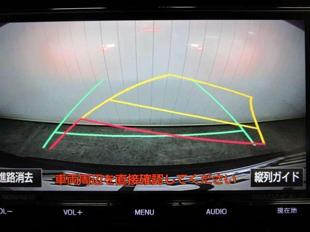 バックモニターは車庫入れの強い味方♪ 車は構造上、死角がたくさん☆後退時の死角をチェックするために便利ですよ♪ 但しバックは目視で確認する事が重要ですよ♪