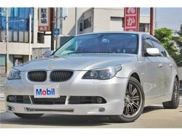 BMW 5シリーズ 525i サンルーフ HDDナビ HID ETC