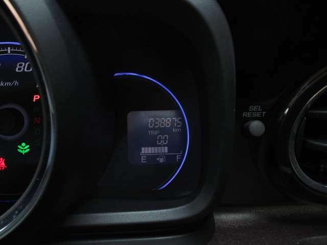 走行少ない『38.875キロ』です♪