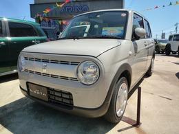 スズキ アルトラパン 660 L スズキセーフティサポート