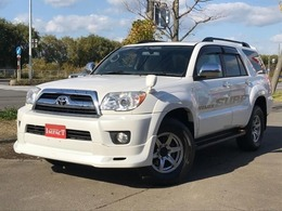 トヨタ ハイラックスサーフ 2.7 SSR-X リミテッド 4WD サンルーフ  ETC エンスタ 切替式4WD
