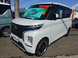 三菱 eKクロススペース 660 T 4WD 先進安全・快適PKG・夏・冬タイヤ