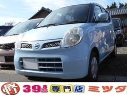 日産 モコ 660 E ナビ 1ヶ月/走行無制限保証付