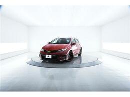 トヨタ オーリス 1.8 180G Sパッケージ シャア専用カスタマイズモデル ドラレコ