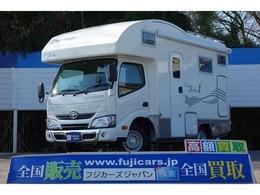 トヨタ カムロード バンテック コルドバンクス FFヒーター ツインサブ ディーゼルターボ