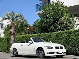 BMW 3シリーズカブリオレ 335i 1オーナー 19インチアルミ ACC ナビ 禁煙