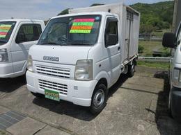 スズキ キャリイ トラック660 冷蔵販売車仕様 エアコン パワステ