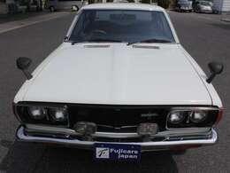 610型ブルーバードU!通称『ブルU』!
